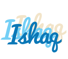 Ishaq breeze logo