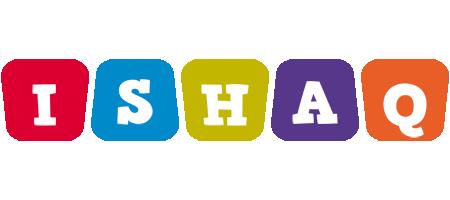 Ishaq daycare logo