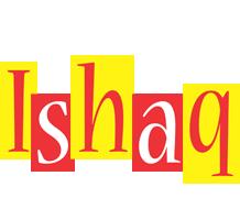 Ishaq errors logo