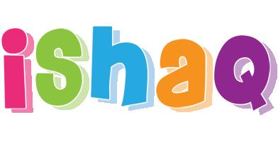 Ishaq friday logo