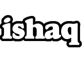 Ishaq panda logo