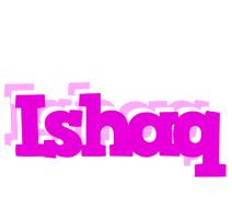 Ishaq rumba logo
