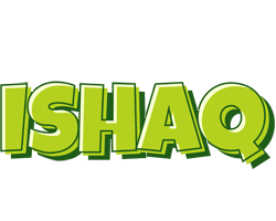 Ishaq summer logo