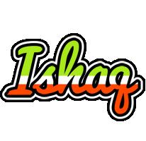 Ishaq superfun logo