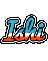 Ishi america logo