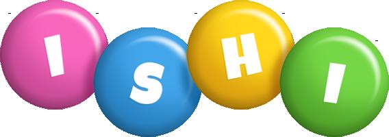 Ishi candy logo