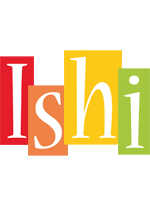 Ishi colors logo