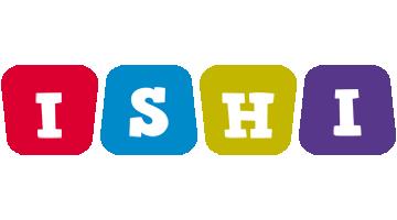 Ishi daycare logo