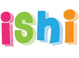 Ishi friday logo