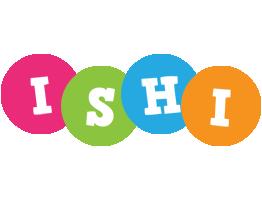 Ishi friends logo