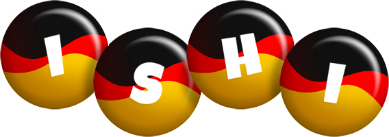 Ishi german logo