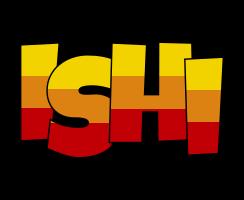 Ishi jungle logo