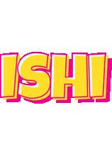 Ishi kaboom logo