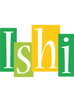 Ishi lemonade logo
