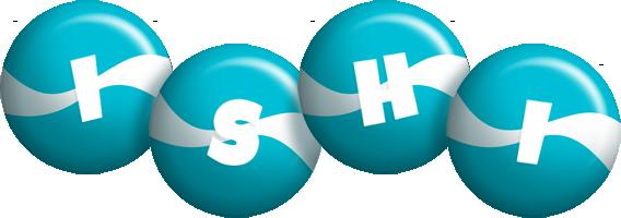 Ishi messi logo