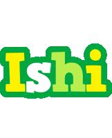 Ishi Logo   Name Logo Generator - Popstar, Love Panda ...