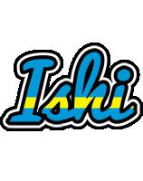 Ishi sweden logo