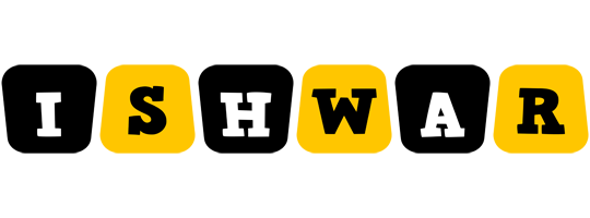 Ishwar boots logo