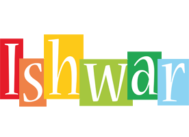 Ishwar colors logo