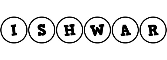 Ishwar handy logo