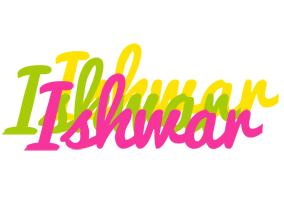 Ishwar sweets logo