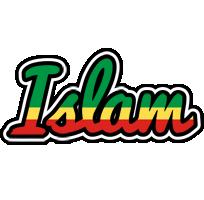 Islam african logo
