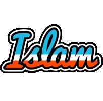 Islam america logo