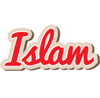 Islam chocolate logo