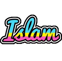 Islam circus logo