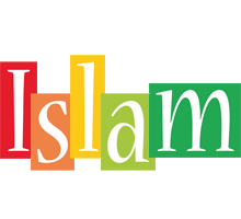 Islam colors logo