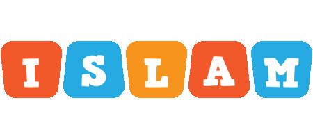 Islam comics logo