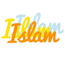 Islam energy logo