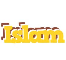Islam hotcup logo