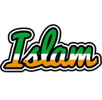 Islam ireland logo