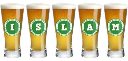 Islam lager logo