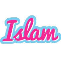 Islam popstar logo
