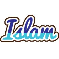 Islam raining logo