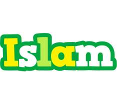 Islam soccer logo