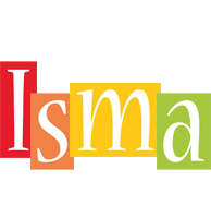 Isma colors logo