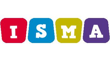 Isma kiddo logo
