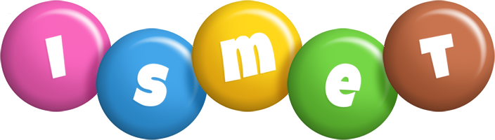 Ismet candy logo