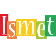 Ismet colors logo