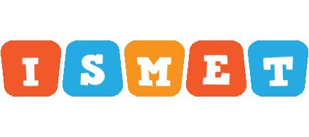 Ismet comics logo