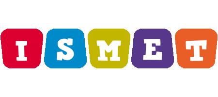 Ismet kiddo logo