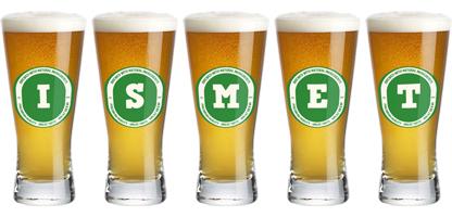 Ismet lager logo