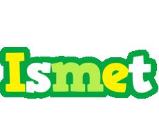 Ismet soccer logo
