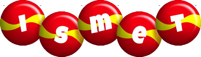 Ismet spain logo