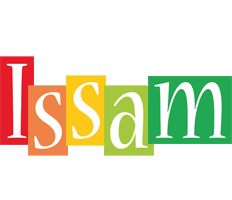 Issam colors logo