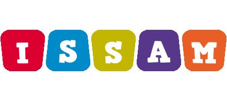 Issam daycare logo