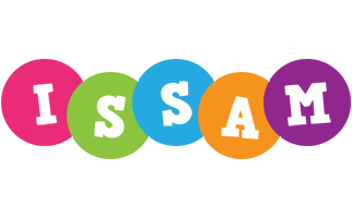 Issam friends logo